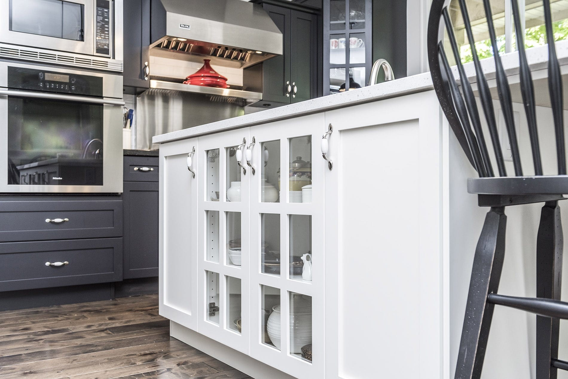 Kitchen Renovations Master Painting Multicoloured Cabinets