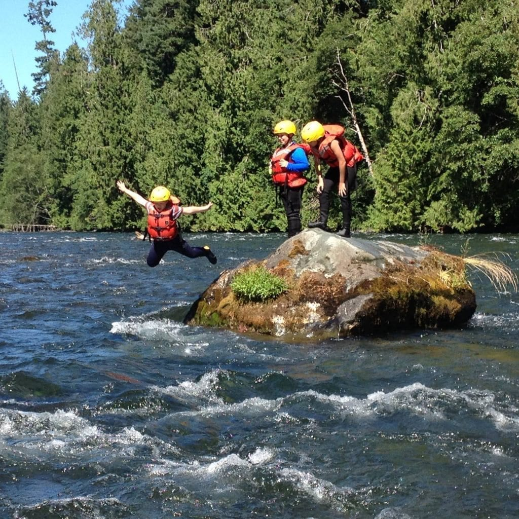 Youth Riverwise Program Rescue Canada