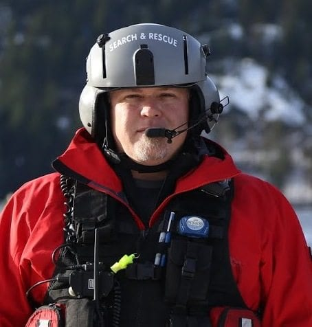 Chris Armstront - Rescue Instructor Rescue Canada