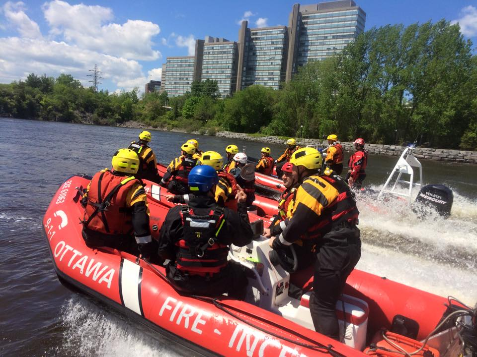 Boat Rescue Safety Training Courses Rescue Canada