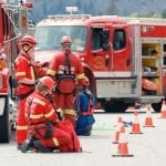 Rope Safety Rescue Training